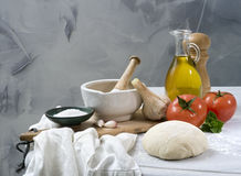 Free Baking Ingredients Stock Image - 8667661