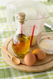Baking Ingredients Stock Images