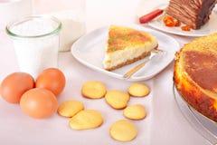 Baking ingredients Stock Photos