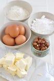 Baking Ingredients Royalty Free Stock Image