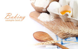 Baking Royalty Free Stock Image