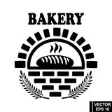 Baking logo Stock Image