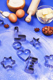 Baking with love Royalty Free Stock Image