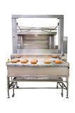 A baking machine. The image of a baking machine Royalty Free Stock Images