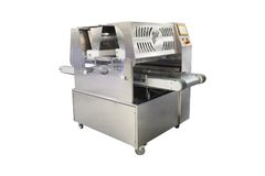 A baking machine Royalty Free Stock Photo