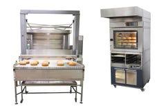 Baking machine Stock Image