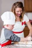 Baking Royalty Free Stock Images