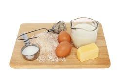 Baking mix Stock Photography