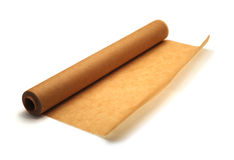 Baking paper Royalty Free Stock Photography