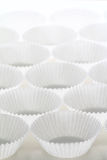 Baking paper cups Royalty Free Stock Photo