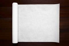 Baking Paper Stock Photo