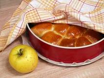 Baking Pies Royalty Free Stock Photos