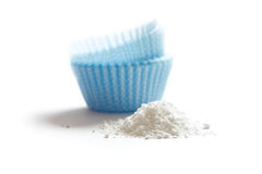 Baking powder Royalty Free Stock Image