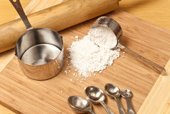 Baking Recipe Stock Images