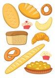 Baking set Stock Photo