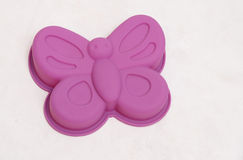 Baking silicone mould Stock Photography