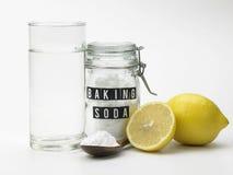 Baking soda Stock Image