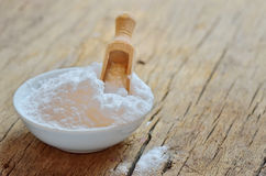 Baking soda royalty free stock photography