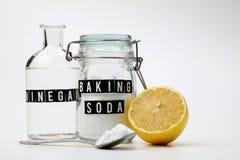 Baking soda Royalty Free Stock Image