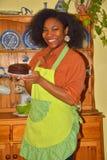 Baking Success! Royalty Free Stock Photo