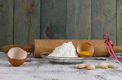 Baking time Royalty Free Stock Photo