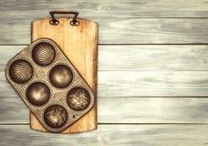 Baking Tin & Board stock photo