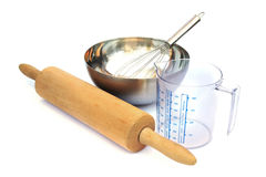 Baking tools Stock Photography