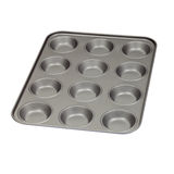 Baking-tray Stock Photo
