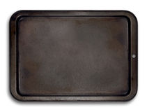 Baking Tray Stock Image