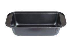 Baking tray isolated on white Stock Images