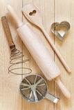 Baking Utensils Made ​​of Wood