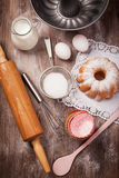 Baking utensils Royalty Free Stock Photography