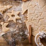 Baking utensils Stock Images