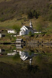 Bakka Church, Norway Stock Photos
