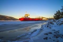 Bakke shipping harbor and storage, image 20 Royalty Free Stock Photos