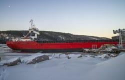 Bakke shipping harbor and storage, image 5 Stock Photos