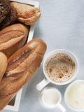 Bakkerij die gezond voedsel stileren Royalty-vrije Stock Afbeelding