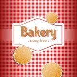 Bakkerij en koekjes Royalty-vrije Stock Foto's