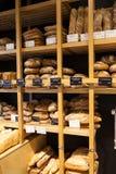 Bakkerij in Girona, Spanje Stock Foto