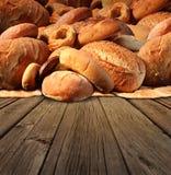 Bakkerijbrood Stock Afbeeldingen