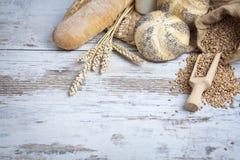 Bakkerijbrood Royalty-vrije Stock Afbeeldingen