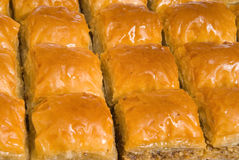 The baklava Stock Photos