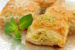 Baklava Images stock