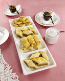 Baklava Stock Images