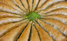 Baklava Image stock