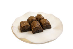 Baklava Royalty Free Stock Image