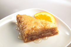Baklava. Stock Photos