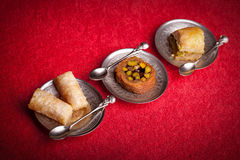 Baklava Assortment Royalty Free Stock Image