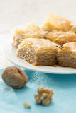 Baklava Royalty Free Stock Image