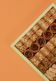 Baklava pastry Royalty Free Stock Photography